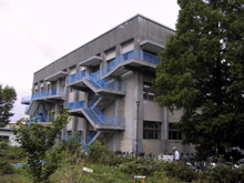 Present: Yoshida-South Campus Bldg. No.4 (former E Bldg.)